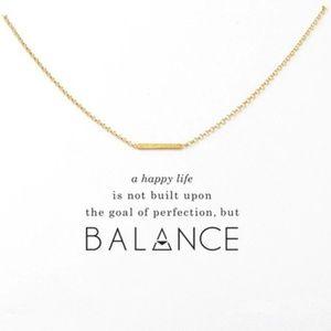 Giuliana Madison Balance Necklace